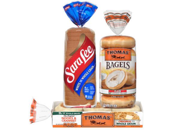 Bimbo Bakeries USA whole grain products