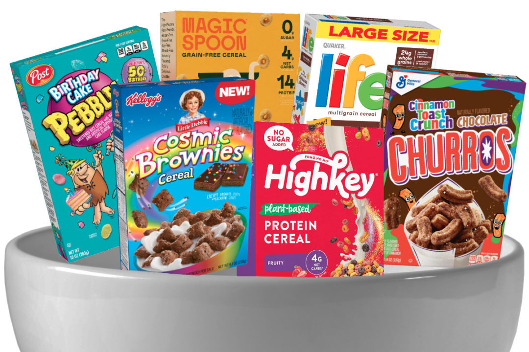 Breakfast cereal innovation in 2020 and 2021