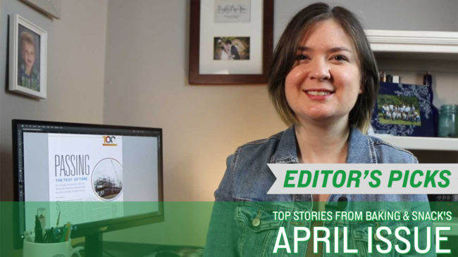 Editor'sPicks: April