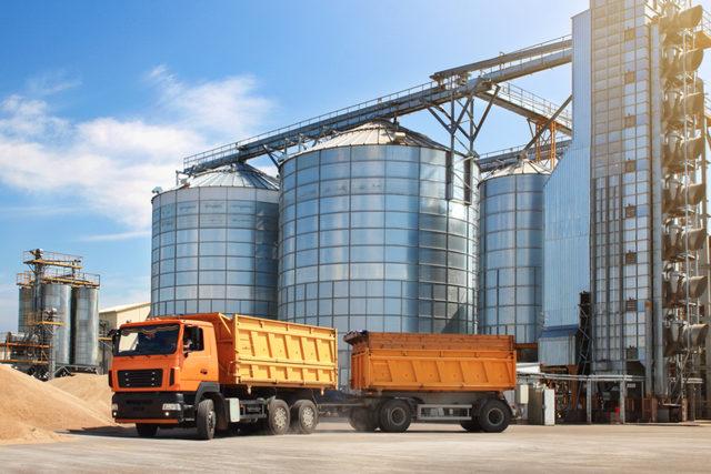 Graintransport lead