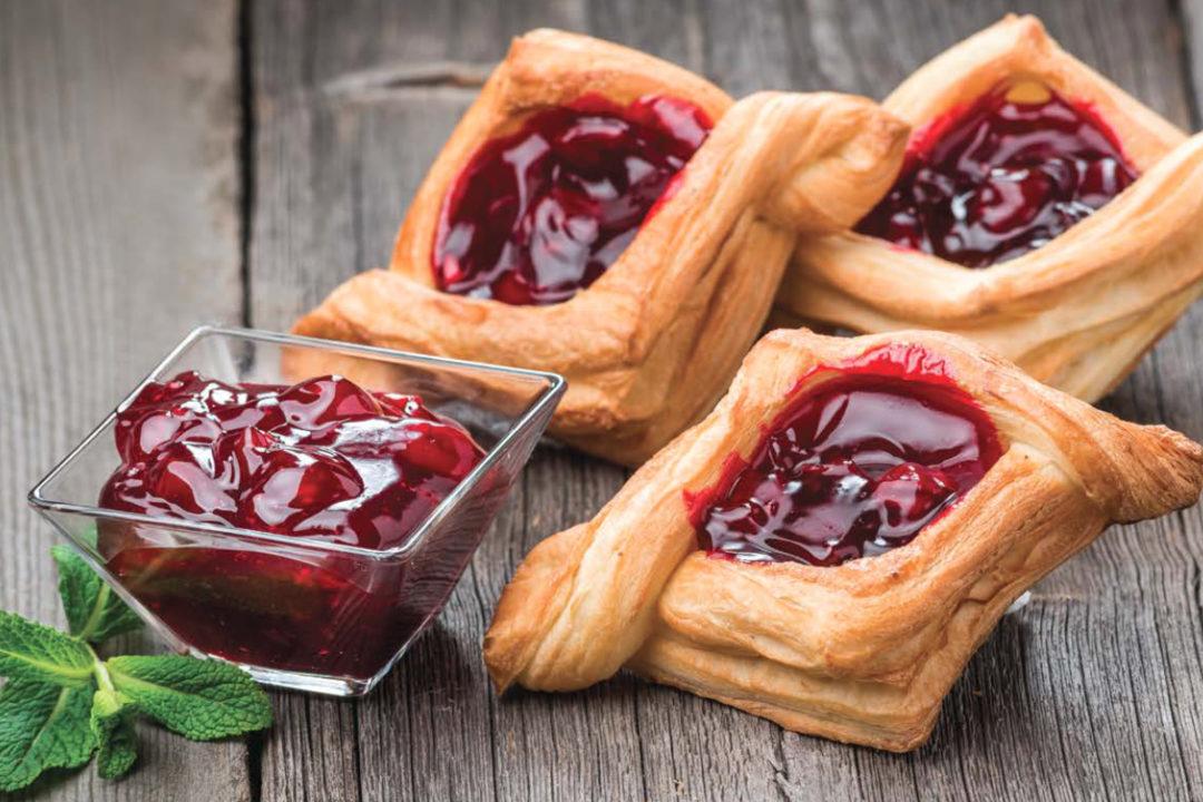 JABEX fruit pastries