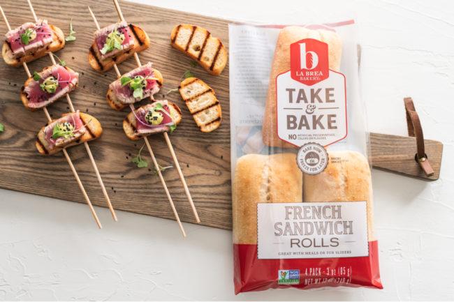 La Brea Bakery French sandwich bread