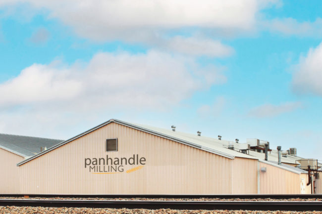 Panhandle Milling facility in Hereford, Texas