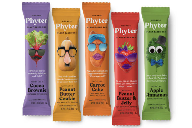 Phyter Food plant-based bars
