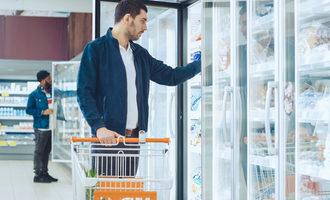 Shoppingfrozen lead