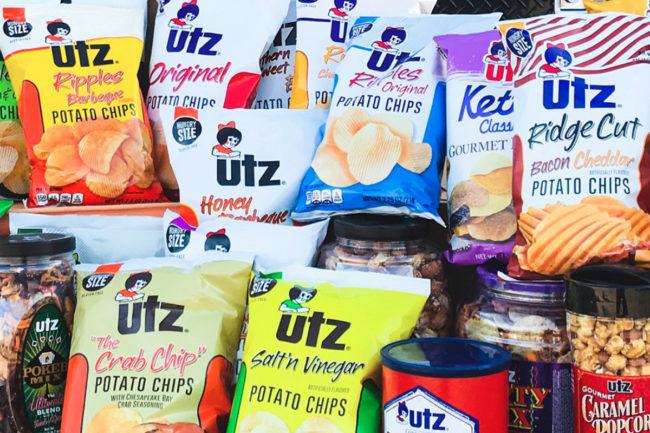 Utz Brands snacks