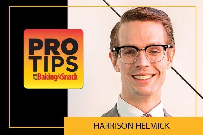 Pro Tips, Harrison Helmick