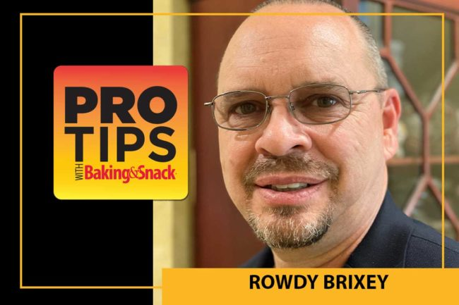 Pro Tips, Rowdy Brixey