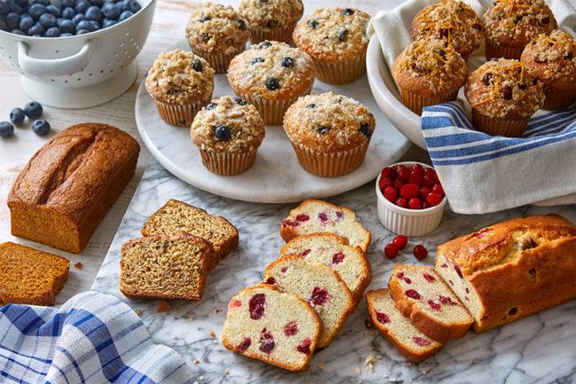 Corbion, Muffin and Bread