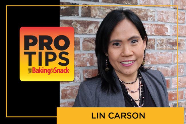 Pro Tips, Lin Carson