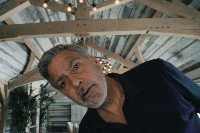 Warburtons, George Clooney