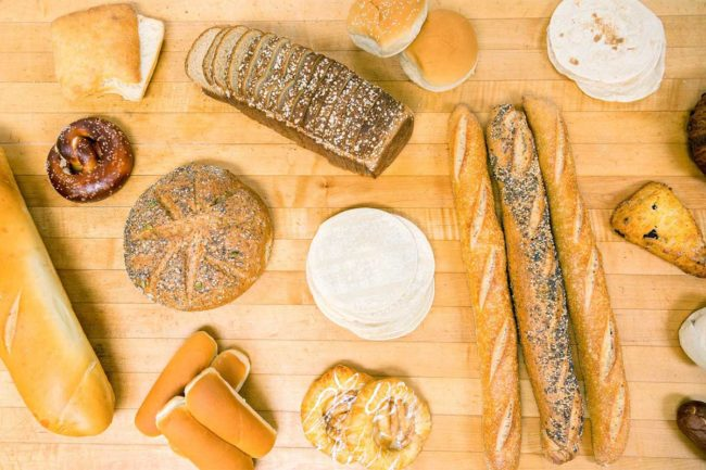 Cain Foods, Bread