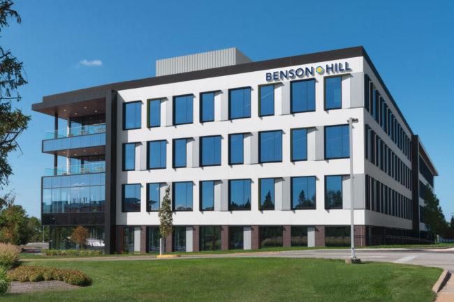 Benson Hill facility