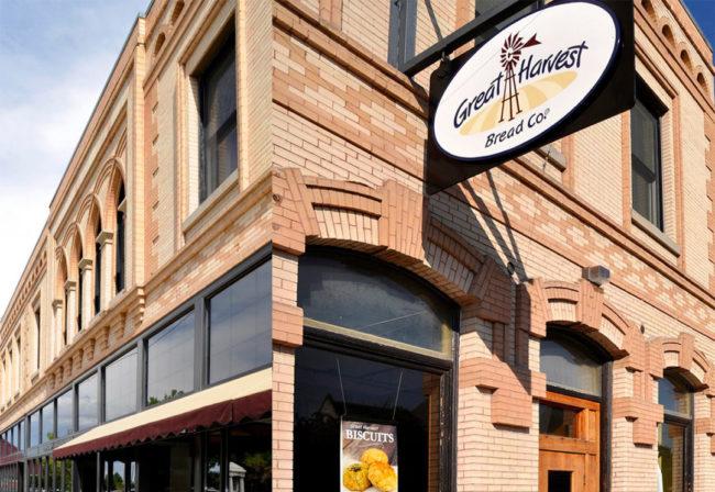 Great Harvest Bakery Cafe franchise headquarters