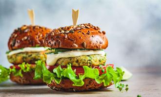 Innova flavors plant burger lead