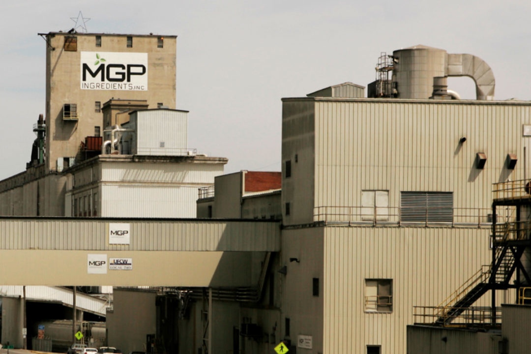 MGP Ingredients facility in Atchison, Kan.
