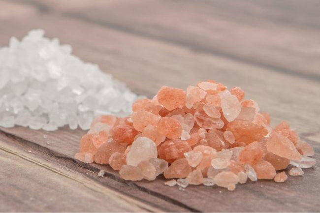 NuTek Natural Ingredients salt