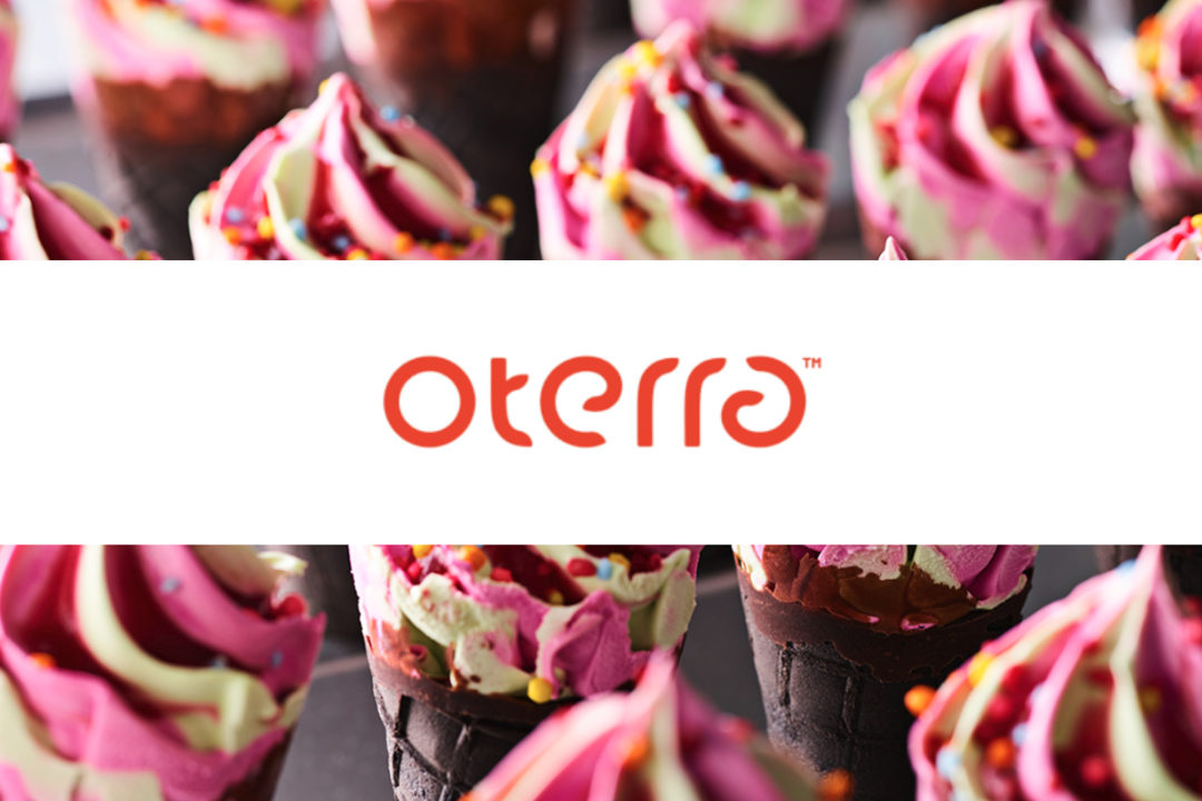 Oterra colors and new logo