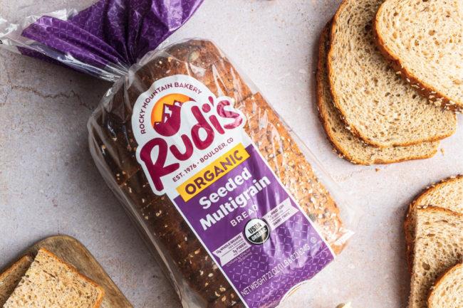 Rudi's Rocky Mountain Bakery Organic Seeded Multigrain Bread