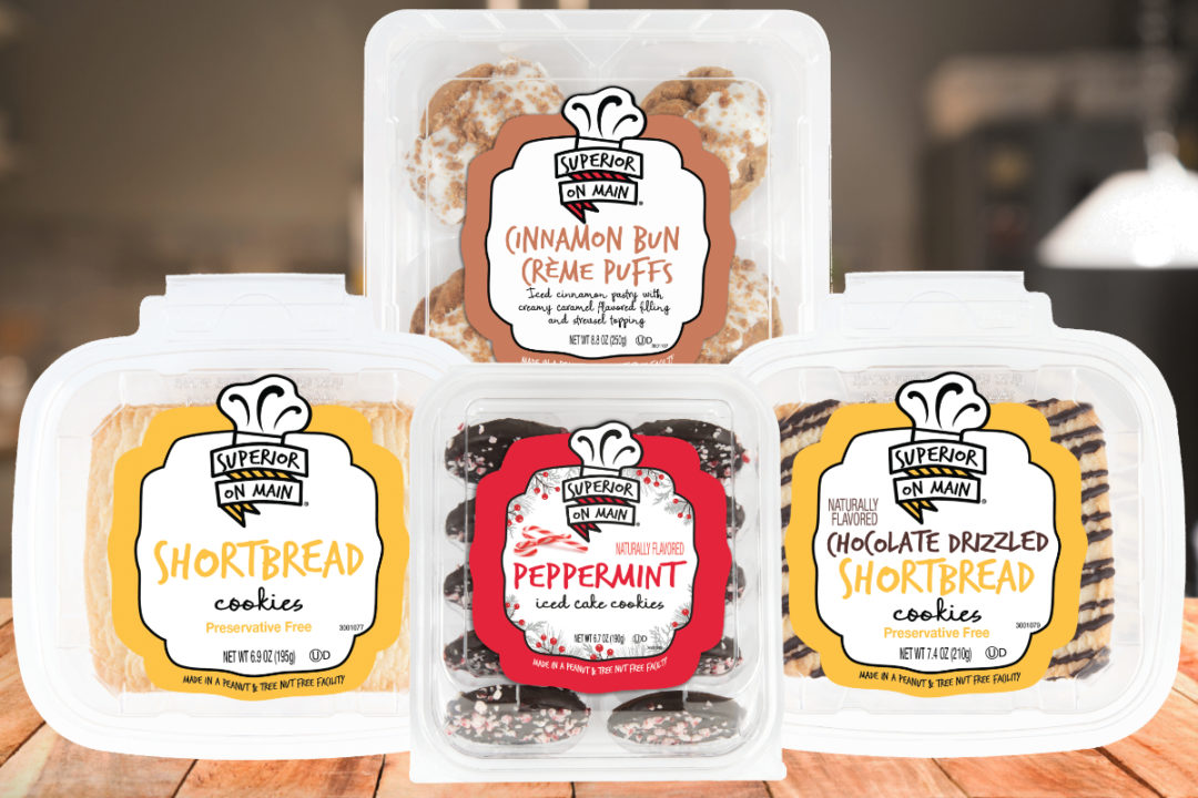 Superior on Main peanut- and tree nut-free desserts