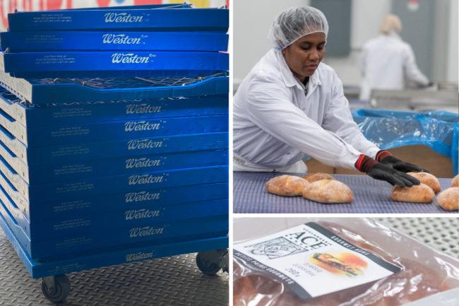 Weston Foods manufacturing