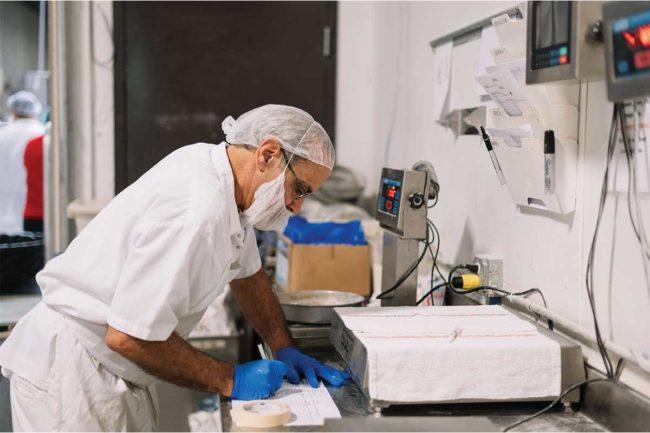 Michigan Bread, Eli Landauer