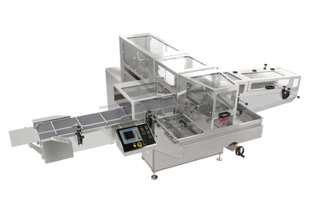 AMF Bakery Systems, Bagger