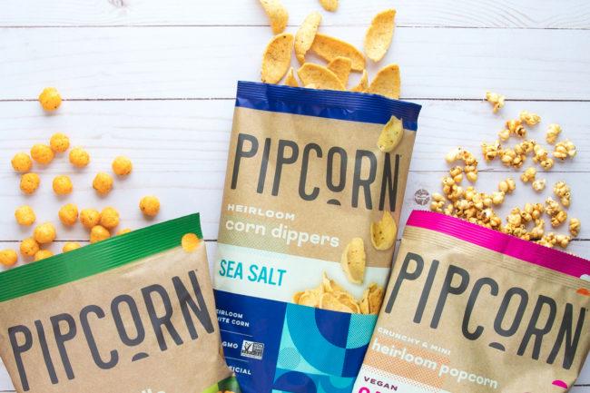 Pipcorn snacks