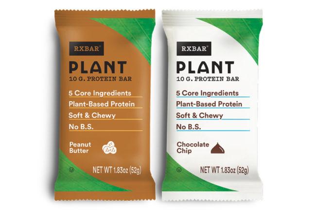 RXBAR Plant