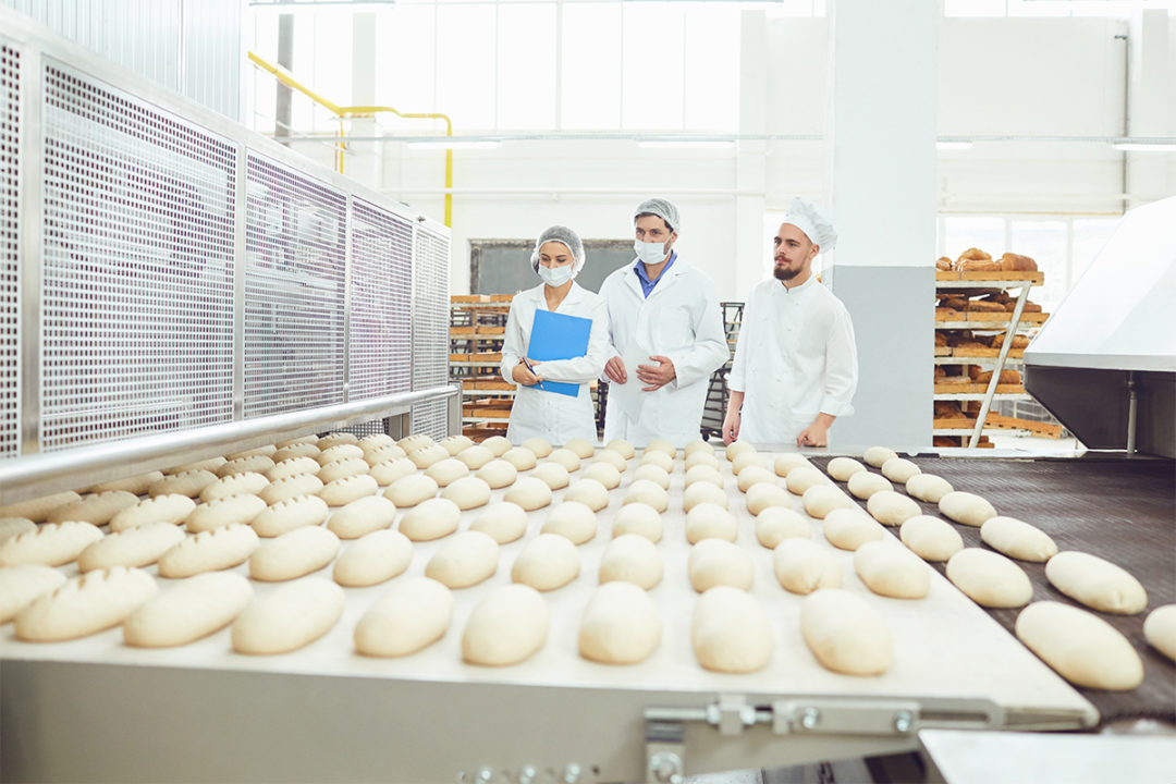Adobe Stock, Bread Line