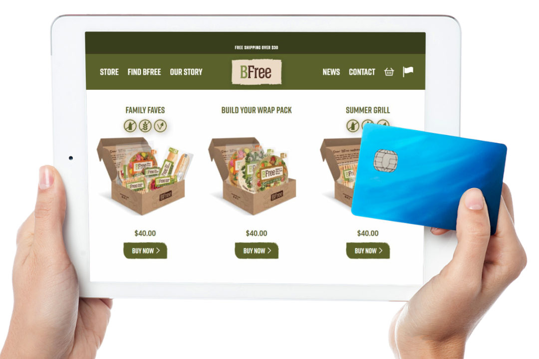 BFree Foods online store