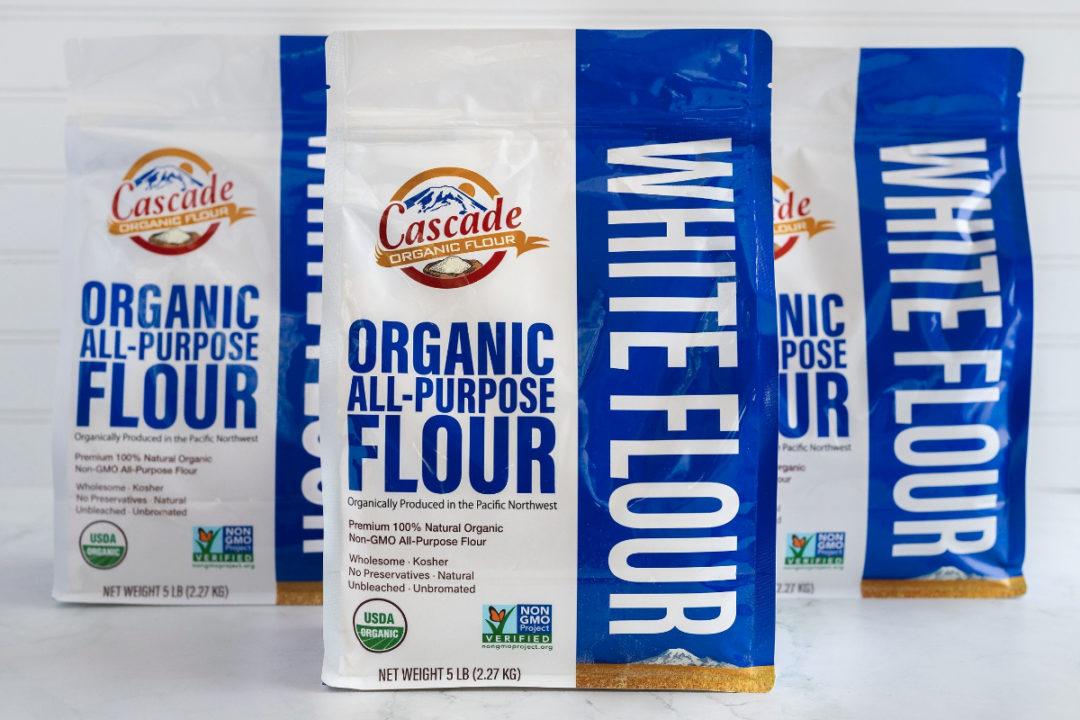Cascade Organic Flour Organic All-Purpose Flour