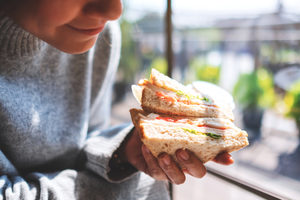 Eatingwholewheatsandwich lead
