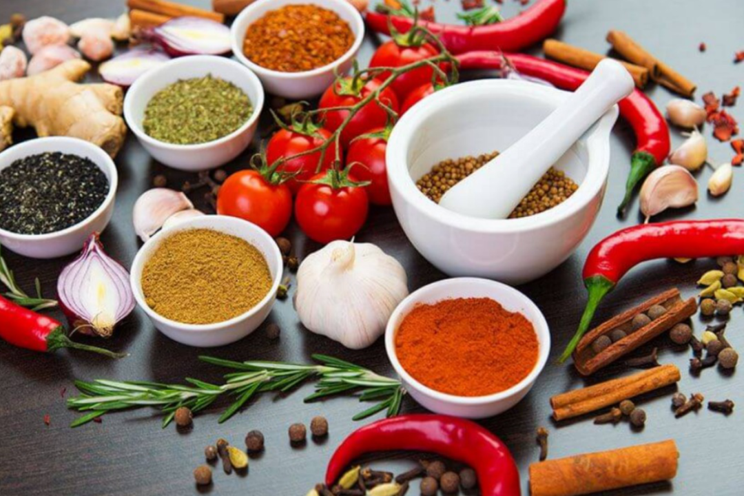 Seasonings and spices from Flavor Solutions Inc.