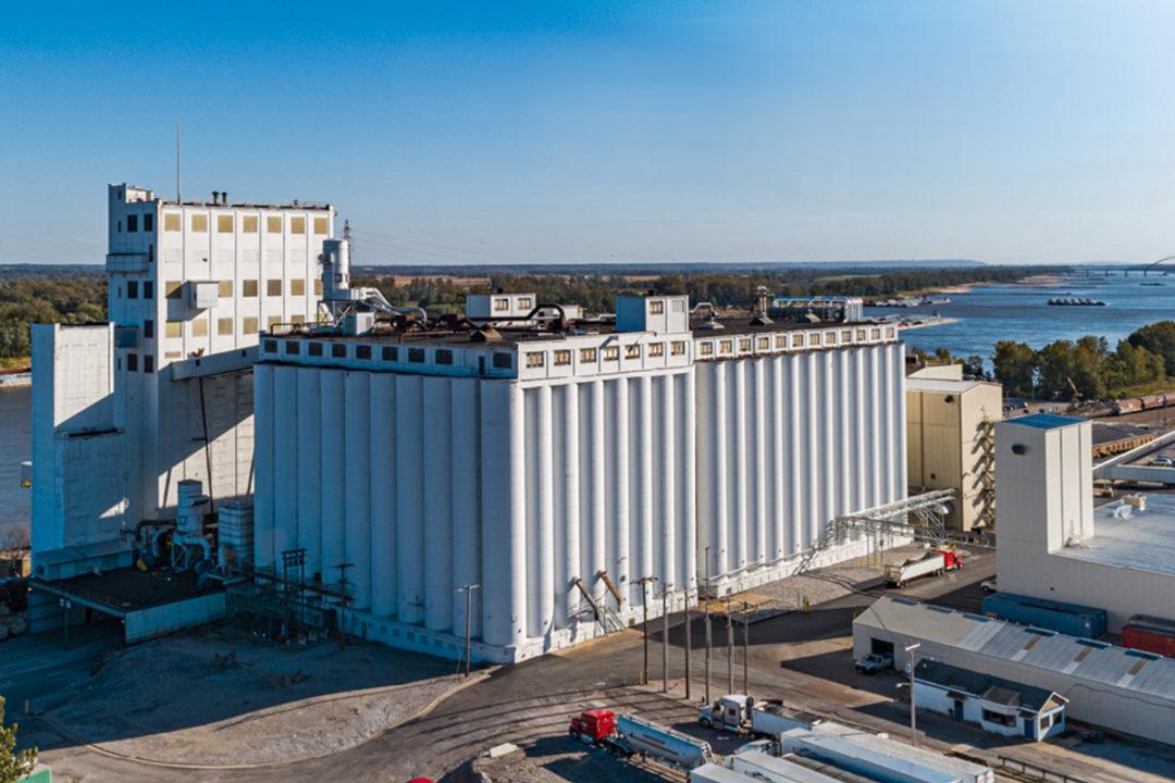 Italgrani USA durum mill in St. Louis, Missouri