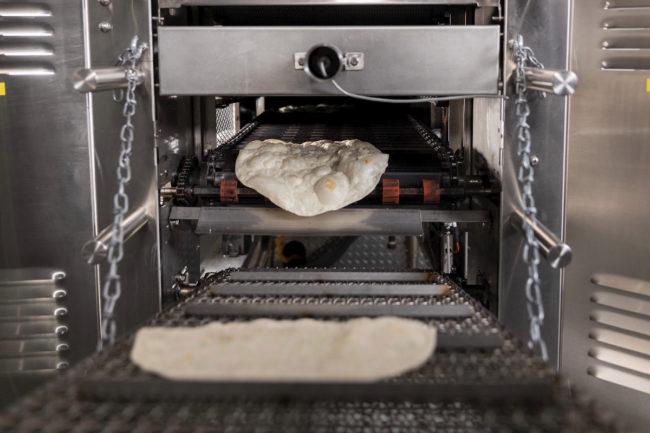 Kemin flour tortilla production
