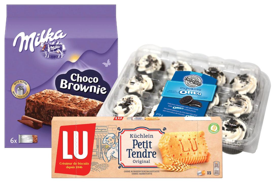 Mondelez cake products