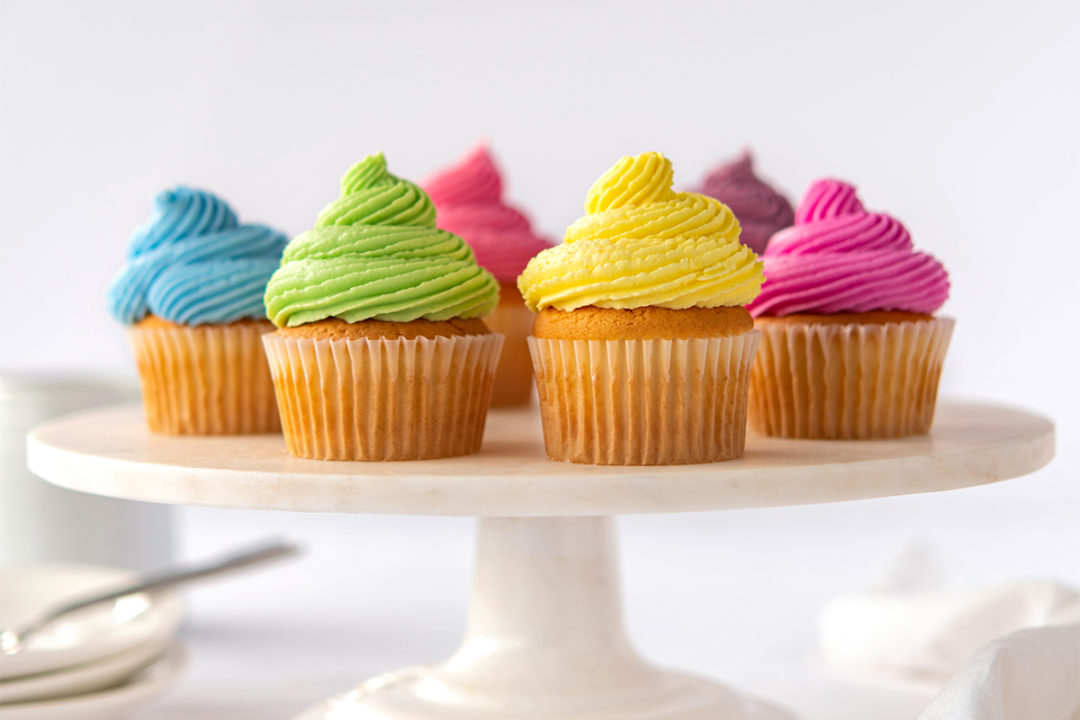 GNT, Cupcakes