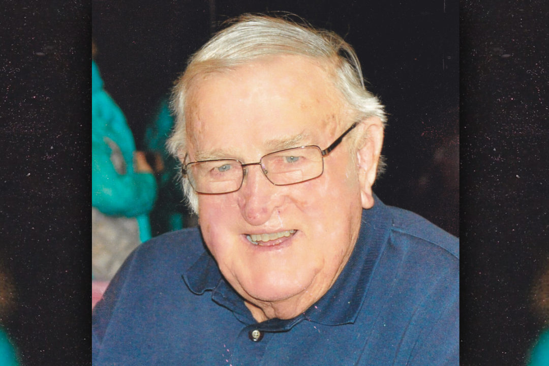 Richard A. Hilts, past president of Acme-Evans Flour Mill and longtime member of the Millers National Federation and the North American Millers' Association
