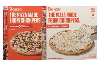 Banzasupremeplantbasedcheesepizzas lead