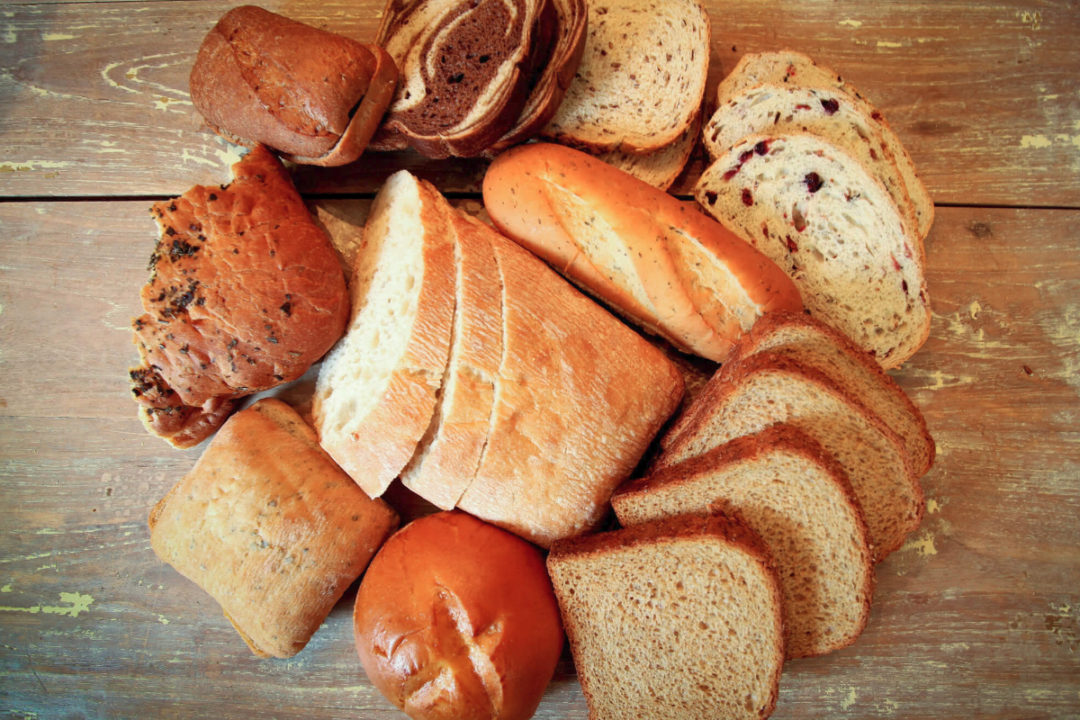 Franklin Street Bakery bread varieties