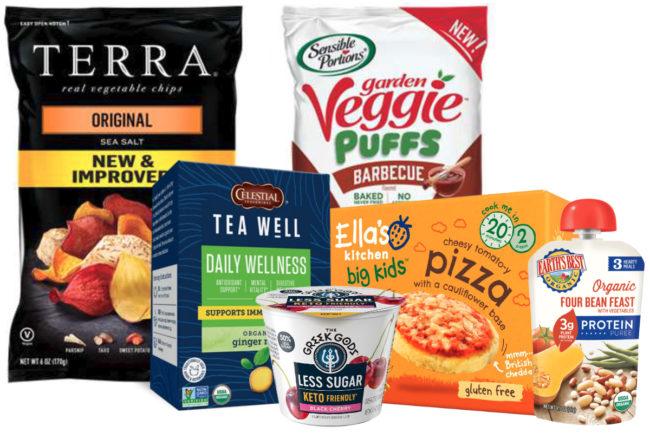 The Hain Celestial Group, Inc. food portfolio