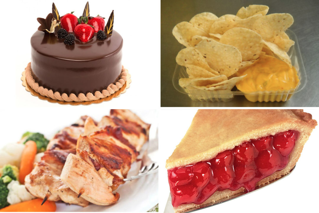 Ingredient Solutions, Inc. hydrocolloid solutions in cake, pie, meat and cheese