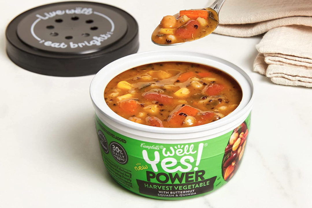 Campbell Soup Well Yes! Power Bowl soup