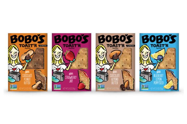 Bobo's Toast'r pastries