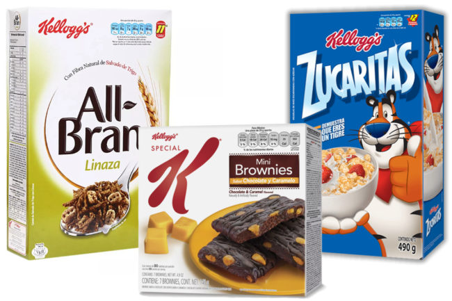 The Kellogg Co. deconsolidated its Venezuela business due to the current economic and social deterioration in the country.