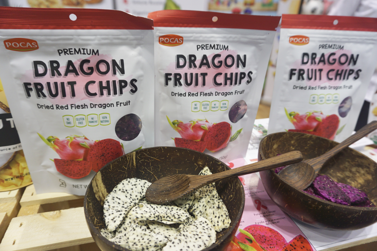 Sweets & Snacks year of the dragon fruit
