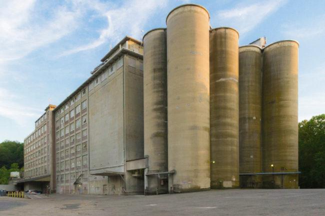 Wilkins-Rogers, Inc. flour mill in Ellicott City