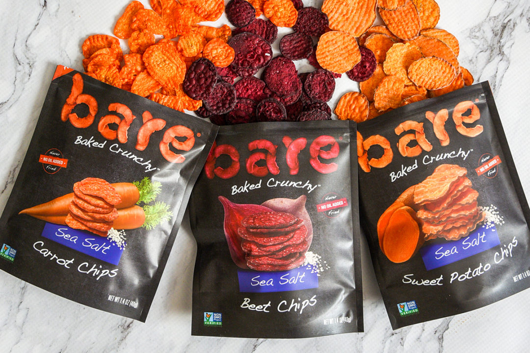 Bare Snacks Veggie Chips