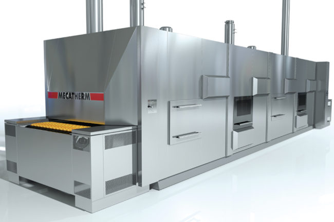 Mecatherm oven